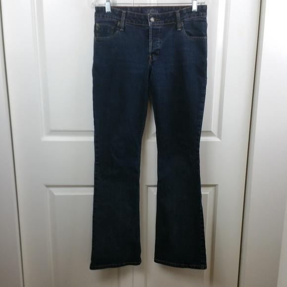 Levi's Denim - Levi's Signature Slim LowRise Bootcut Jeans SzJr 5